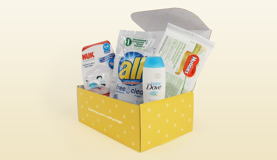 Walmart Baby Welcome Box FREE + Free Shipping